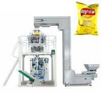 10 heads weighing automatic mung bean packing machine