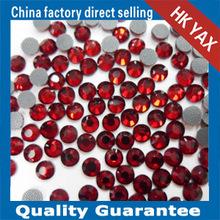 China factory wholesale decorative shiny low price and multi size loose flat back hotfix dmc diamantes;dmc hotfix diamante