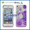 Good qaulity soft pu leather case for iphone 5