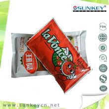 tomato sauce aluminum foil vacuum packaging bags