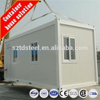steel frame prefabricated house germany