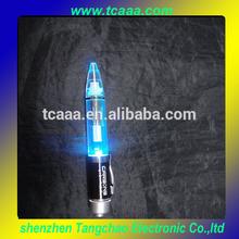 led light pen/promotional pen with led light/led light ballpoint pen
