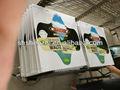 2-50mm pvc el panel de pvc signos/sintra blanco de espuma de pvc junta signos