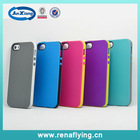 Hard Case For iPhone 5 5S,Slim TPU Plastic Cover