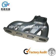 Customized Manifolds Iron & Steel Castings
