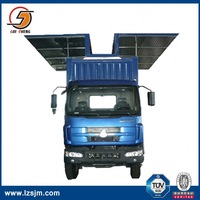 cheap american cargo truck bodies of good quality