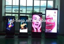 led advertising digital display board/led advertising light board/mobile led advertising