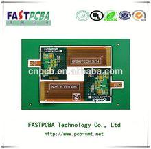 Custom design immersion gold 1oz copper 1.6mm rigid flex print circuit board