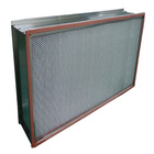 Medium Efficiency Aluminum Foil Separator Box Air Filter