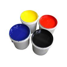 2014 High temperature resistant flexo printing inks for art paper