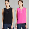sleeveless girls tops with exquisite workmanship