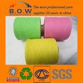 Coton oe recycle fils mélangés pour lit et de bain beyond/moitié rideaux de fenêtre/rideaux pour maison préfabriquée