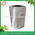 libre de la muestra de sellado en caliente bolsa de mylar para el envasado de alimentos