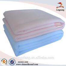 Cotton Plush Baby Blankets