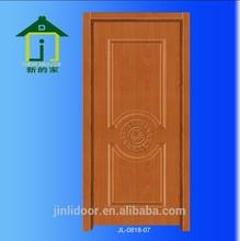 Melamine traditional wooden door pictures JL-0818