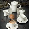 High quality porcelain christmas and thanksgiving dinnerware sets