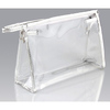 High quality promotional clear cosmetic bags wholesale clear cosmetic bag