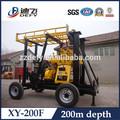 200m portable mineração máquina perfuratriz