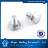 China Zhejiang carriage bolt suppliers manufacturers exporters