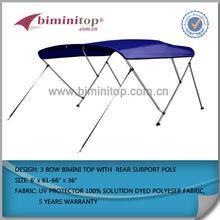 UV Protect Inflatable non stick grill & bbq mat Boat Bimini Top