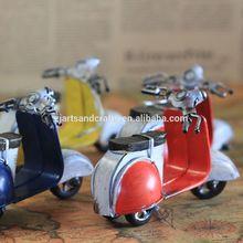 Banda stagnata modello per la raccolta& moto artigianale giocattolo modello