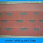 colored asphalt shingle tile for roofing