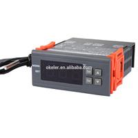 Adjustable Digital Cold Storage Hot Gas Defrosting Temperature Controller for Fridge