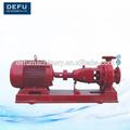 De alta calidad de auto- primng eléctrico de una etapa bombas centrífugas de agua para el riego