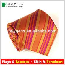Hot sell promotional formal dress silk necktie for business men