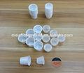 El precio de fábrica keurig desechables k vacío taza de filtro/vainas con tapas