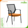 Oudee malla media espalda ergonómica silla de comedor c03-mcf-nm