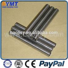China factory supply W1 99.95% tungsten bar ASTM B777