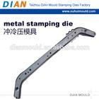 steel stamp set custom made metal stamping mould