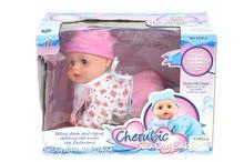novo desing de diversão segura abs rastejando 2014 nova boneca baby alive com en71