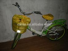 Promotional Bike Basket/Bicycle Basket Cover