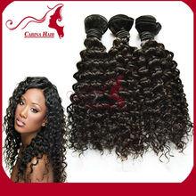 Carina Hair Products Cheap Deep Wave Raw 5A Grade 100% Unprocessed Wholesale Virgin Decorative Hair Ornaments