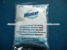 Eco-friendly moisture absorber refill bag for refillable moisture absorber