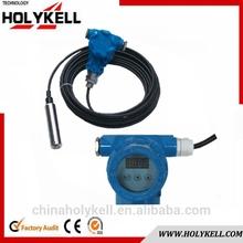 Good quality remote control pressure level gauge for irrigation