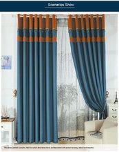 polyester/cotton blackout draperies for windows