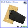 2014 Factory Portable 4000mAh External Battery Case for Samsung Galaxy S4 Mini