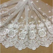 Garment accessory LACE women dress wedding dress DIY embroidery design