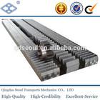 KRGF3-1000H JIS standard SCM440 teeth 38 JIS standard steel flexible metal small gear pinion racks