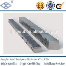 KRGF3-500H JIS standard SCM440 teeth 37 JIS standard steel flexible metal small gear pinion rack