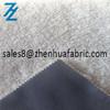 shu velvet fabric bonded fleece fabric