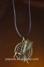 adjustable necklace jewelry bronze mockingbird lach vogels