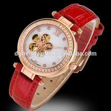 Luxury diamond lady watch