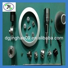 High precision machining parts with loser cutting processing