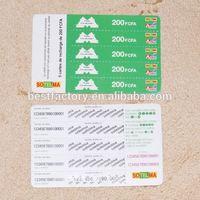 1405 HOT SALE MEGA FACTORY instant prize card printing