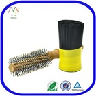 Solid Round Nylon 66 Bristle Brush for Hair Brush