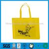 2014 HOT promotion non woven foldable shopping bag